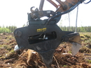Stump harvester Pallari KHM-100